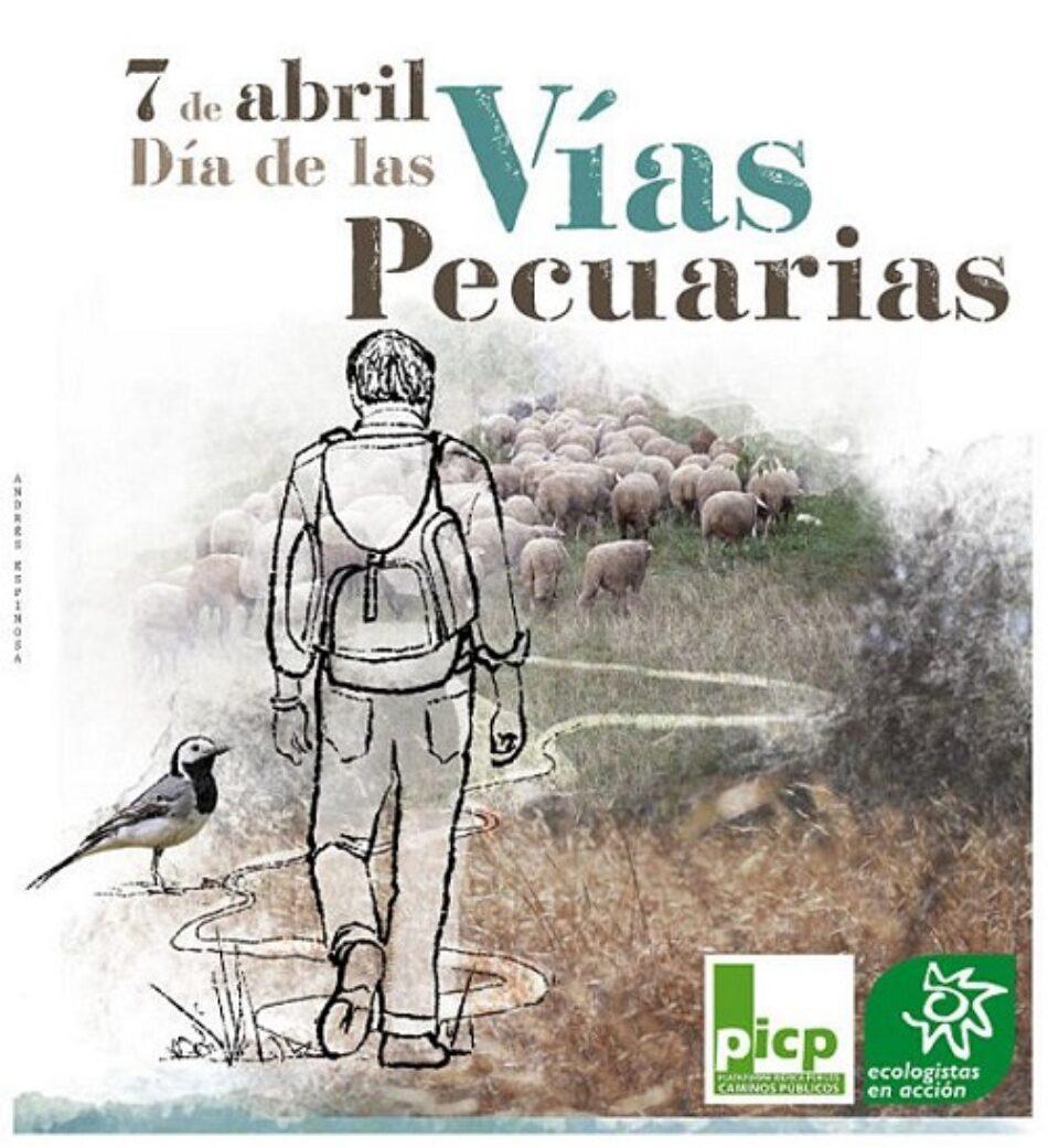 Ecologistas en Acción y la Plataforma Ibérica por los Caminos Públicos celebran el Día de las Vías Pecuarias
