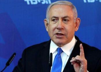 Netanyahu elogia a Ejército israelí por matanza de palestinos