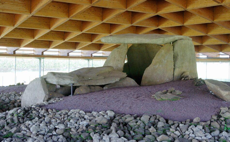 Salvemos Cabana pide un uso coherente del Centro Arqueológico del Dolmen de Dombate