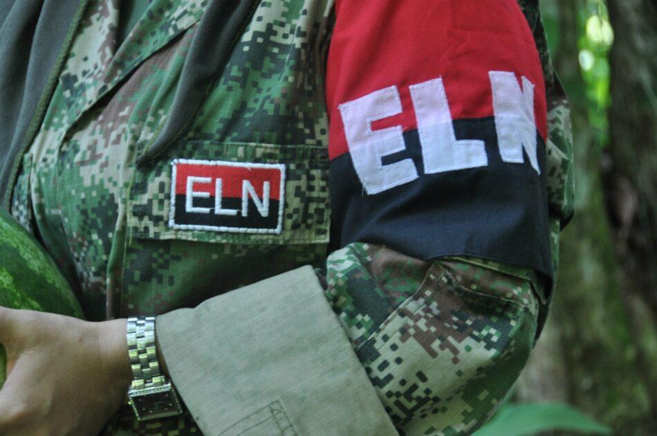 El ELN decreta un alto al fuego unilateral en Colombia