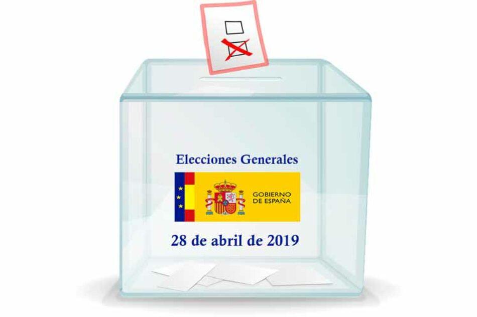 Intelectuales piden votar a la izquierda en elecciones españolas