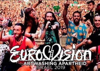 Oleada de críticas al grupo La Pegatina por su implicación en el festival de Eurovisión de Israel