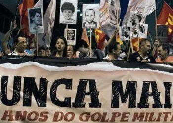 Los «problemitas» de la dictadura en Brasil