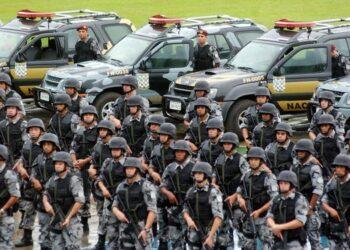 Bolsonaro aprueba el uso de las fuerzas armadas contra las protestas sociales