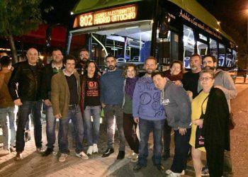 Leganés contará con cinco líneas de autobuses urbanos si gobierna Más Madrid-Leganemos