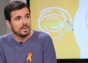 """Garzón alerta de que el PSOE acabe pactando con Ciudadanos y que """"Rivera sea ministro de Trabajo, y ya sabemos lo que opina de los derechos laborales y de los sindicatos"""""""