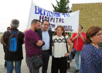 Podemos Benalmádena critica la gestión del Hospital de Alta Resolución por parte de la Junta