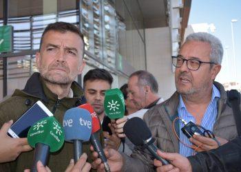 """Antonio Maíllo ve """"un intento por meter cabeza"""" en la propuesta para abordar la reforma del Estatuto de un PSOE """"descolocado"""""""