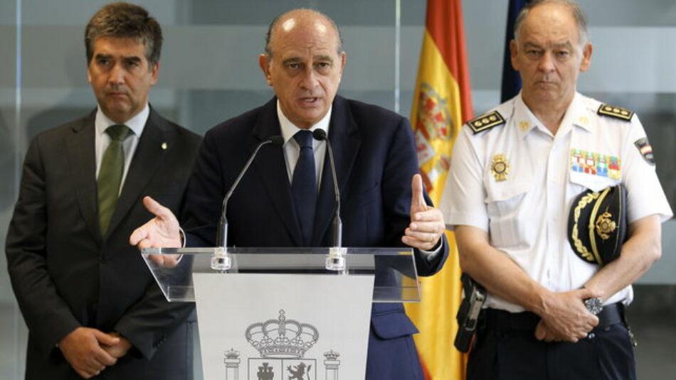 La policía política creada por el Partido Popular investigó a todos los candidatos de Podemos para vincularlos con el chavismo