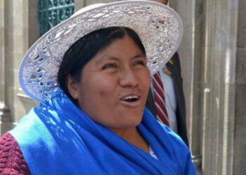 La voz potente y propositiva de la mujer boliviana / Dialogando con Juanita Ancieta
