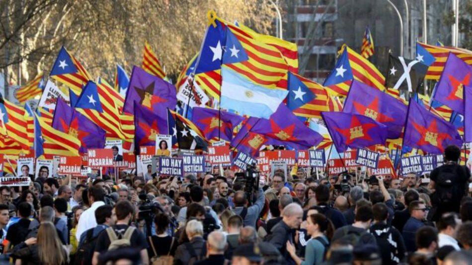 Juicio y multas por una denuncia de Hogar Social Madrid contra militantes madrileñ@s antifascistas