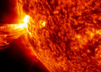 La actividad del Sol sigue bajando y aún no ha llegado al mínimo que marca el cambio de ciclo