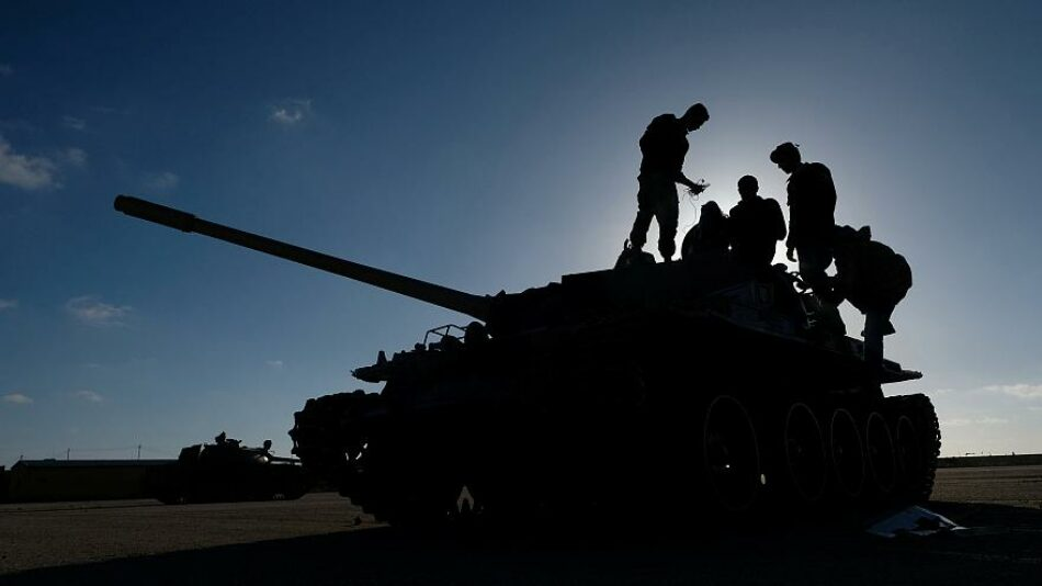 Naciones Unidas advierte de una posible escalada bélica en Libia