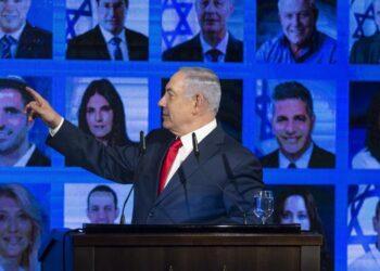 Netanyahu promete incrementar las colonias en Cisjordania de ganar las elecciones