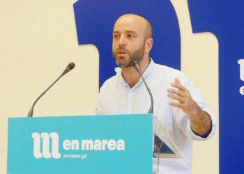 Luís Villares acusa ao PP de utilizar as institucións para protexer os seus intereses