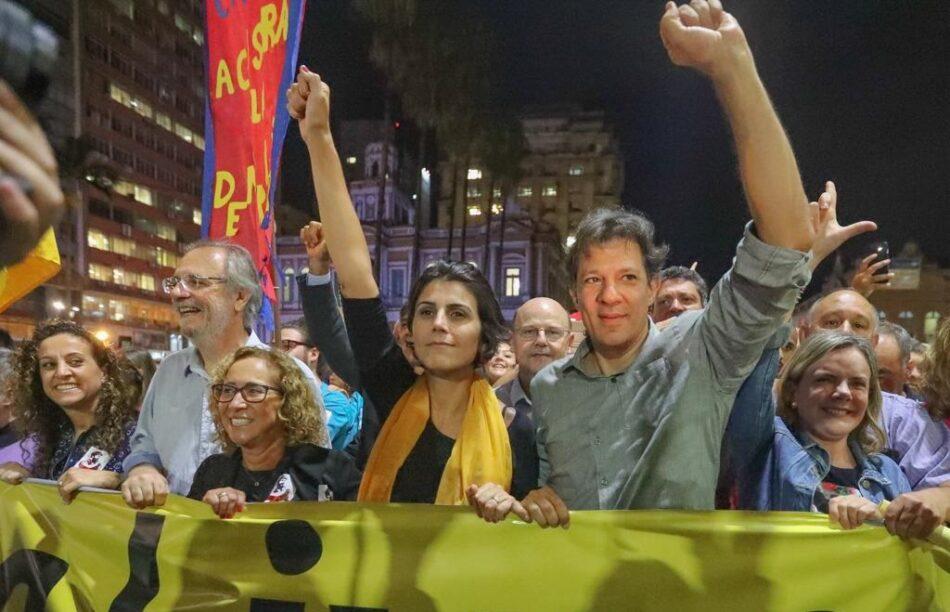 Lula: Un año de lucha por su libertad