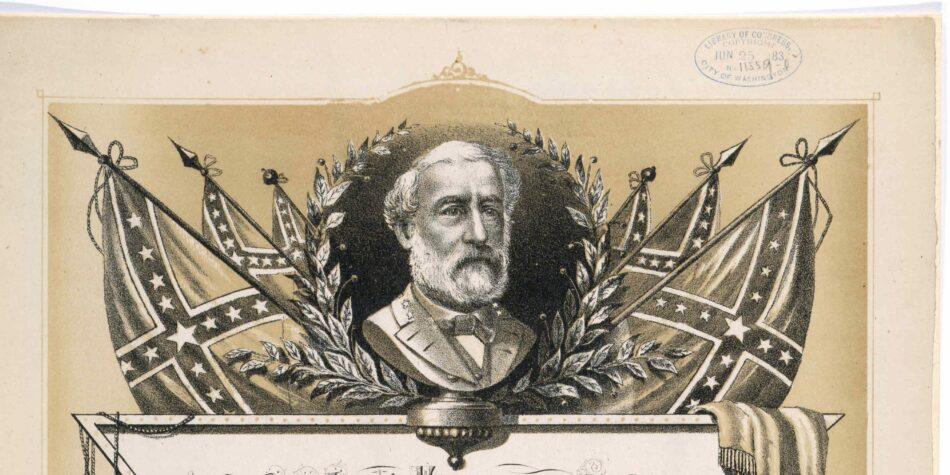Trump elogia al Confederado Robert E. Lee como «uno de los grandes generales»