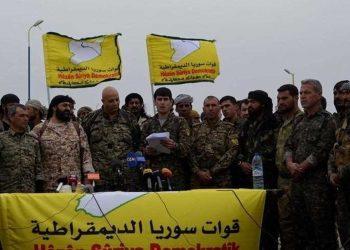 Se amplían las divisiones dentro de las FDS en Siria