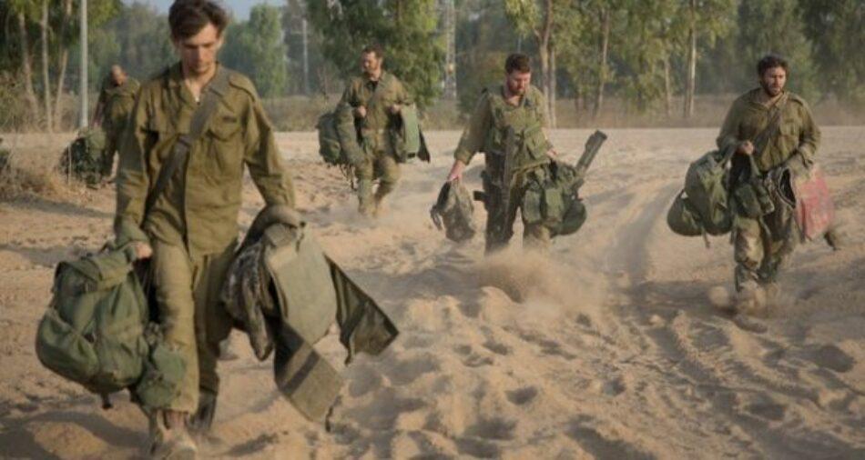 Soldados israelíes condenados a penas de prisión por negarse a tomar parte en maniobras que simulaban una guerra en Gaza