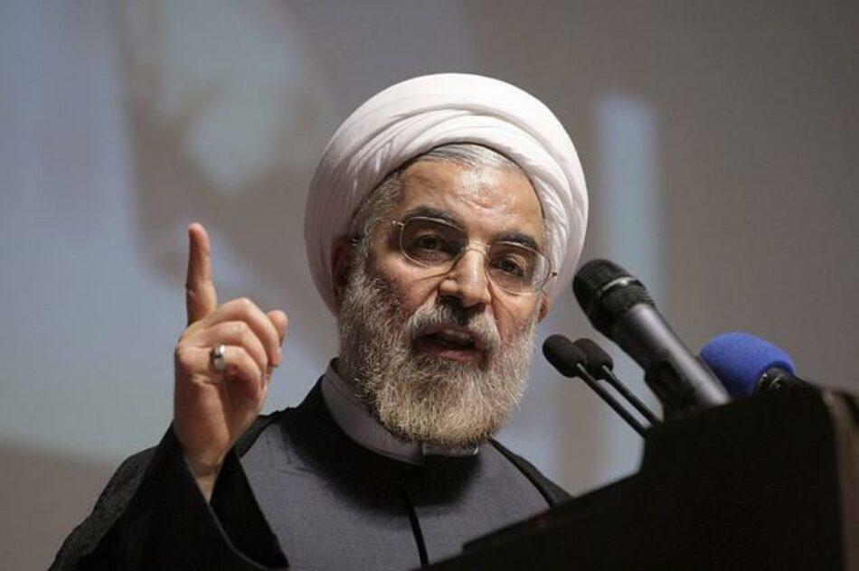 Rohani: Irán producirá centrifugadoras IR8 en caso de más presiones estadounidenses