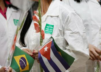 Renuncian más de 1.000 doctores brasileños que sustituyeron a los cubanos del programa 'Más Médicos'