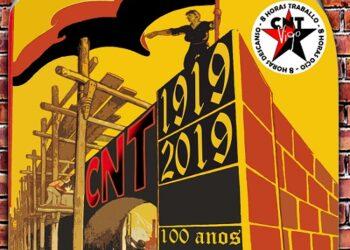 1º de maio solidariedade obreira e acción directa a nosa forza