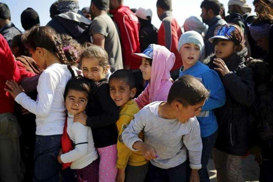 Casi 20 mil menores sin acompañantes solicitaron asilo en la UE