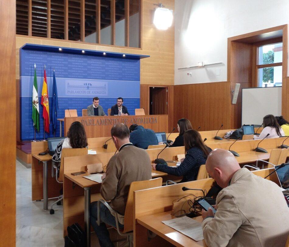 Adelante Andalucía exige a la Junta el reintegro de ayudas otorgadas a autónomos hace 10 años
