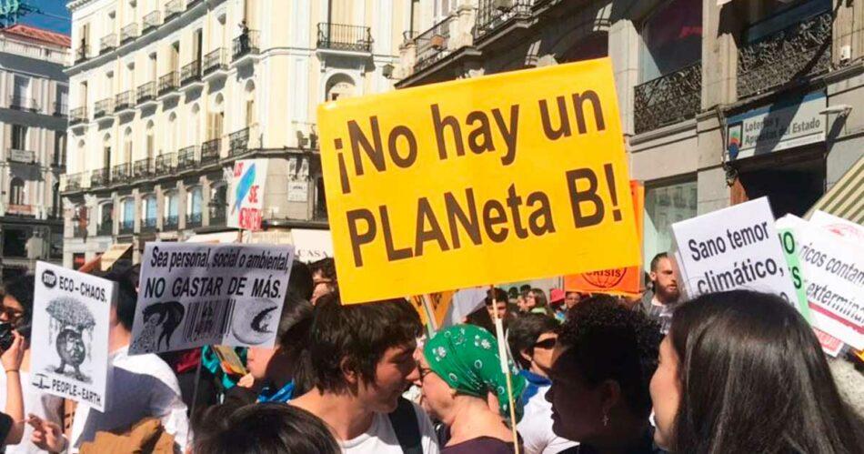 En el Día de la Tierra las personas y el medio ambiente en el centro de las políticas