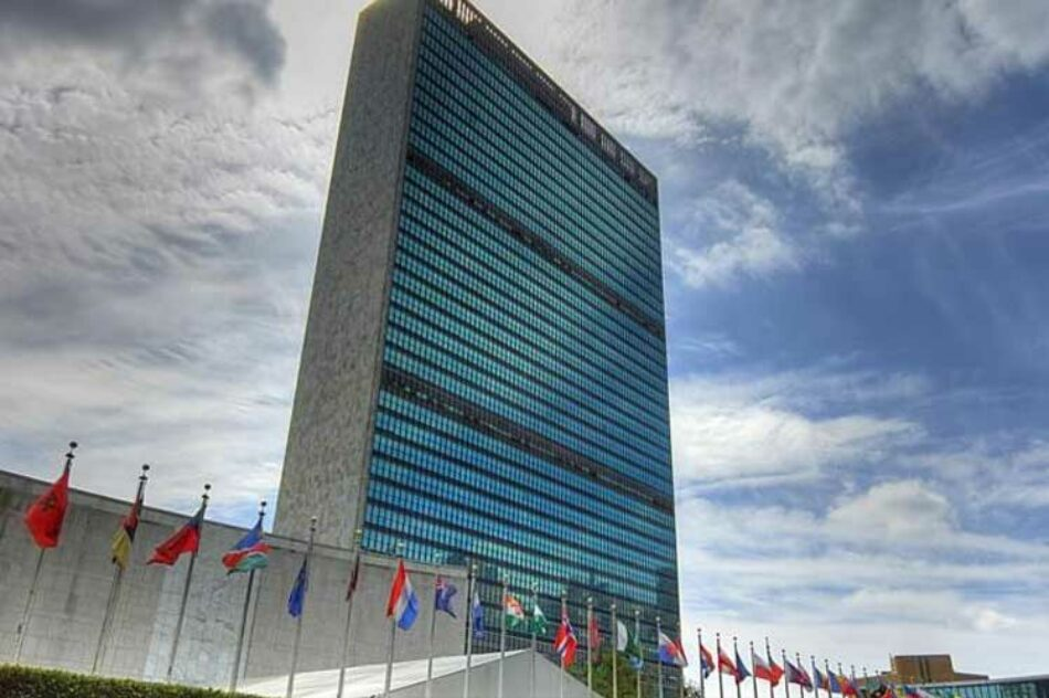 Foro en ONU analiza la amenaza israelí de anexar territorio palestino