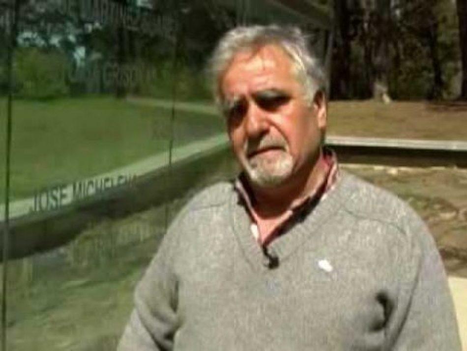 """Uruguay. Urtasun: """"Cuando Mujica nos echa la culpa a nosotros de ponerles las mochilas a los militares, hay una negación de Mujica de que es el propio sistema el que hace eso"""""""