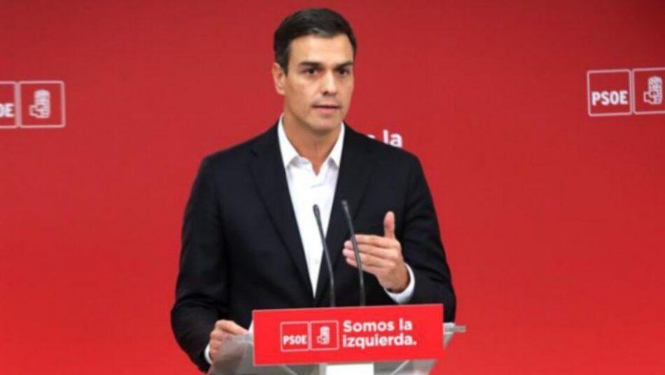 Elecciones 28-A: PSOE y Sáhara Occidental