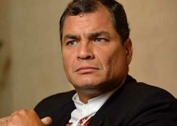 Rechaza Interpol nuevo pedido contra Rafael Correa