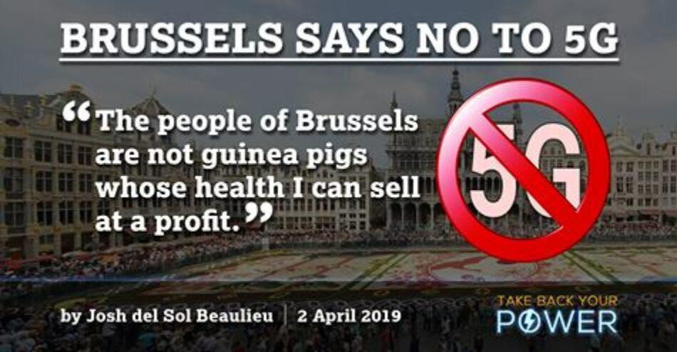 Bruselas detiene el desarrollo del 5G por posibles efectos sobre la salud