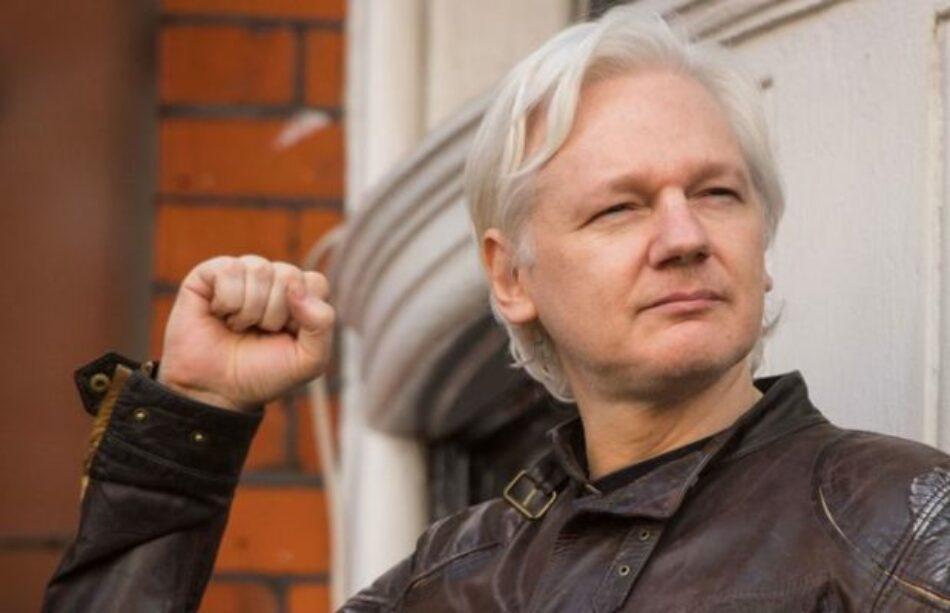 REDH: ¡Libertad inmediata para Julian Assange!