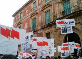 STERM Intersindical exige a educación que cese los abusos y las cargas al personal docente y reconozca su esfuerzo