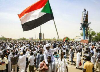 Manifestaciones exigen en Sudán el establecimiento de un gobierno civil