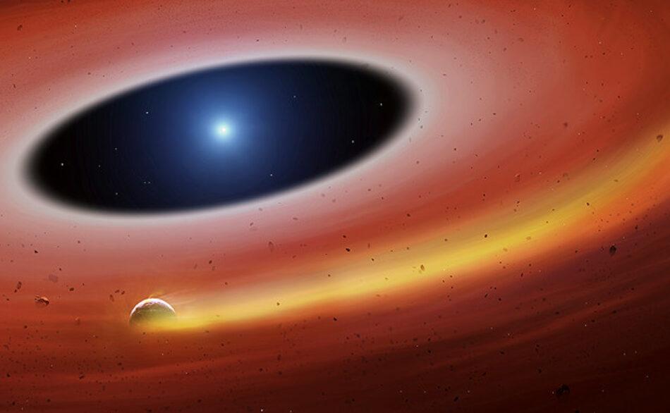 Un 'planeta' moribundo sobrevive a la destrucción de su estrella
