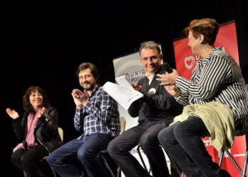"""Rafa Mayoral: """"Están tan empeñados en evitar que Pablo Iglesias sea Presidente de Gobierno que al final se lo encontrarán como Presidente de la República"""""""