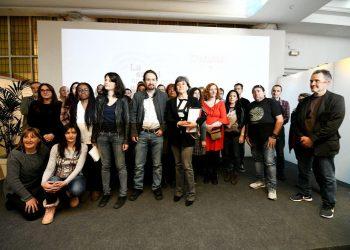 Pablo Iglesias: «Somos la fuerza política que más ha defendido lo que de verdad une a todos los españoles: la sanidad pública»