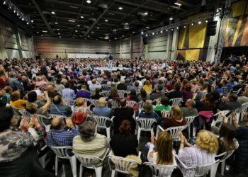 Iglesias: «Lo más razonable es que tengamos todos la responsabilidad y la decencia de ir a los dos debates electorales»
