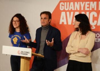 """Asens: """"Som decisius per formar un govern feminista i progressista a l'Estat"""""""