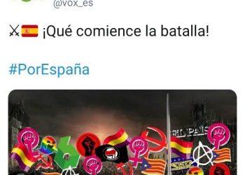 Arcópoli denuncia la campaña en redes de VOX a fiscalía y el defensor del pueblo
