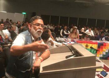 """Rafael Uzcátegui (PPT): """"El Imperio busca desmovilizar y liquidar la Revolución Bolivariana"""""""