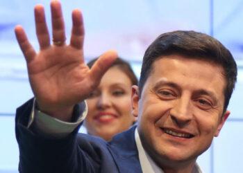 Zelenski, dispuesto a discutir las nuevas condiciones de coexistencia de Ucrania y Rusia