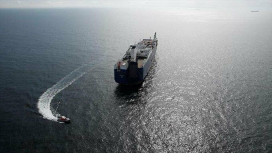 Un barco saudí abandona Francia sin cargamento de armas previsto