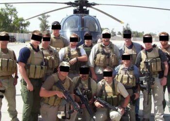 'Blackwater vuelve a Irak para reactivar al grupo terrorista EIIL'