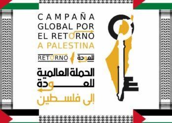 Concentración: ¡Por el derecho al retorno! Jerusalén capital de Palestina