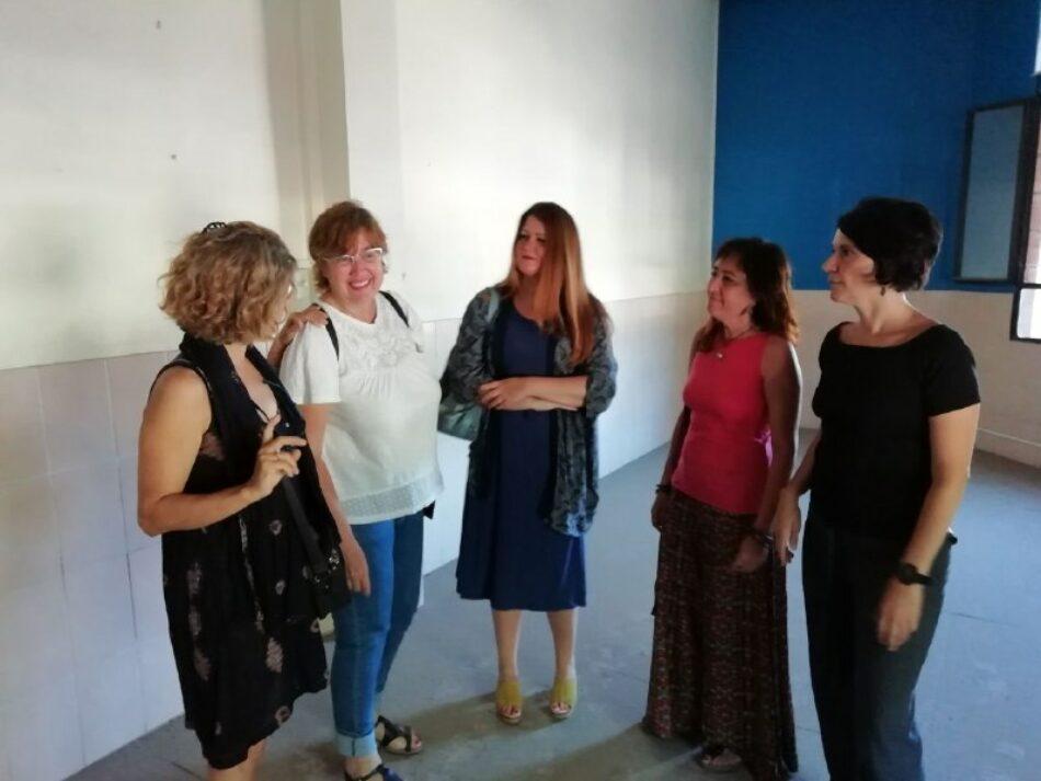 Adelante reivindica el antiguo Liceo Francés como espacio educativo transitorio y posterior Escuela Infantil Municipal
