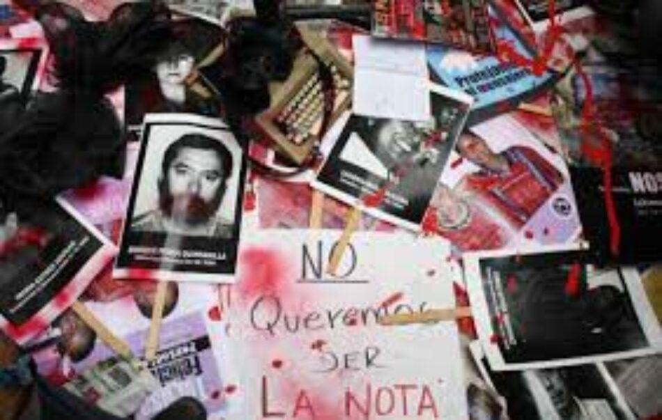 CIDH insta al Estado mexicano a tomar medidas ante asesinatos de periodistas